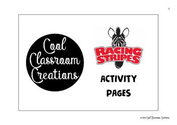 Racing Stripes Movie Activies