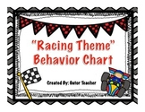 Racing Theme Behavior Chart