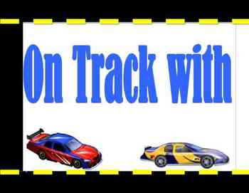 Racing Theme Classroom Decorations