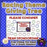 "Racing Theme ""Giving Tree"" / Wish List Donations"