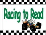 Racing Theme Reading Board