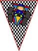 Racing Themed Classroom Decor:  Welcome Banner