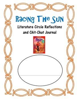 Racing the Sun Literature Circle Novel Book Study