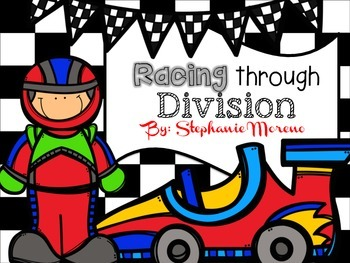 Racing through Division Facts Practice