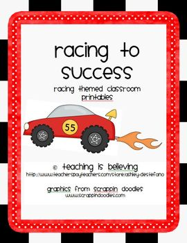 Racing to Success
