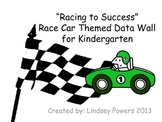 Racing to Success – a Race Car Themed Data Wall for Kindergarten