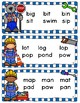 Word Families Game - 30 Task Cards!