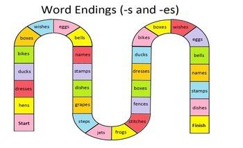 Word Work - Reading Center (5pk)