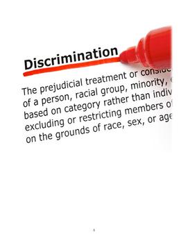 Racism, Discrimination, Civil Rights, What's Next? Discussion Kick Offs