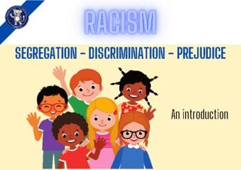 Racism, Prejudice and Discrimination PPT