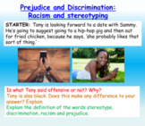 Racism and Stereotyping - Presentation and Worksheets