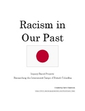 Racism in Our Past: Internment Camps in BC