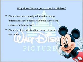 Racism/Sexism in Disney