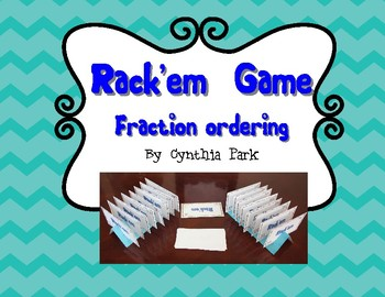 Rack'em Games Fraction Edition