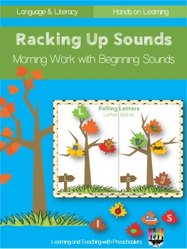 Racking Up Beginning Sounds