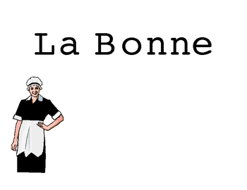 Raconte-Moi French Vocabulary Word Wall - Chapters 1-5