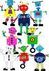 Racy Robot Clipart