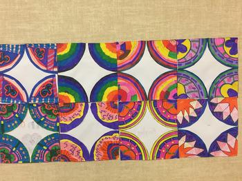Radial Design Class Quilt