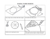 Radial Name Design Handout