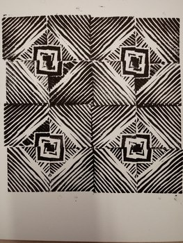 Radial Prints