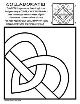 Radial Symmetry Collaborati By Mary Straw Teachers