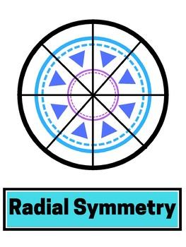 Radial Symmetry Visual Aids
