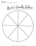 Radial Symmetry Worksheet