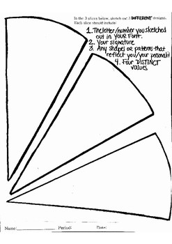 Radial Symmetry design
