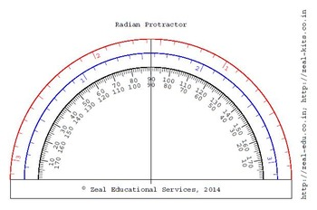 photo regarding Small Printable Protractor identified as Printable Protractor Worksheets Academics Pay out Lecturers