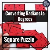 Radians and Degrees Square Puzzle
