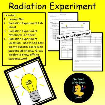 Radiation Experiment