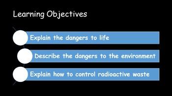 Radiation - The Dangers