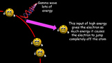 Physics. Nuclear Energy and Radiation bundle- 11 lessons + Free Astronomy Bundle