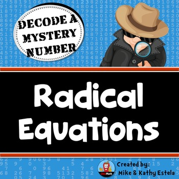 Radical Equations