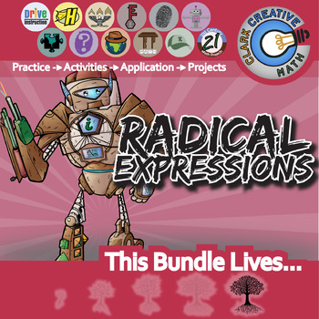 Radical Expressions & Complex Numbers -- Unit Bundle