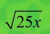 Radical Math Bingo