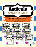 Radical Operations Activity Bundle