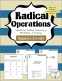 Radical Operations Sequence Activity