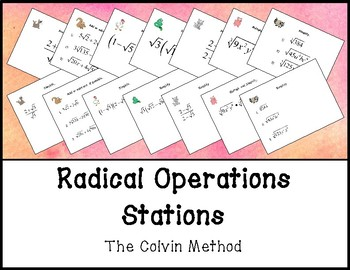 Radical Operations Stations