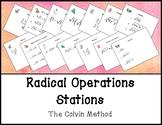 Radical Operations Stations