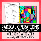 Radical Operations Coloring Activity