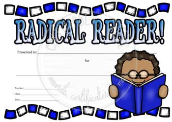Radical Reader!