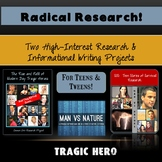 High-Interest Research Projects for Teens and Tweens! Radi