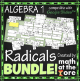 Radicals - BUNDLE - GOOGLE Slides