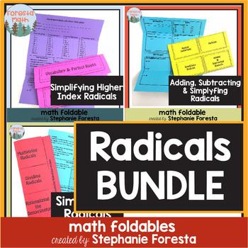 Radicals Foldable Bundle
