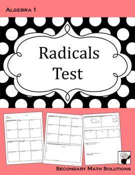 Radicals Test