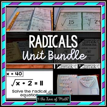 Radicals Unit Bundle