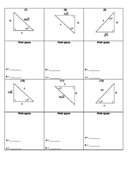 Radicals and the Pythagorean Theorem