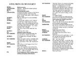 Radio Drama Script - 5 Minute Mystery