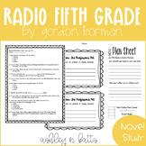Radio Fifth Grade Novel Study